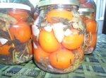 Маринованные помидорки под водочку Страна советов