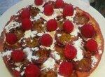 Фруктовый кекс в пиццамейкере Princess 115001