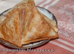 Пирожки из слоёного теста (Samboussa maker от Princess )