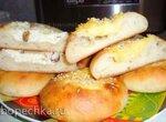 Ватрушки с творогом и сыром на пшеничной закваске Вечная