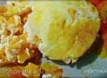Солнечная тыква запеченная с творожным сыром