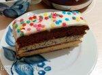 Тортик на сгущенке