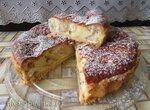 Пирог Яблочные дольки