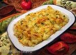 Запеканка из картофеля и цветной капусты