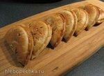 Курляндские шпеккухены (Kurlaender Speckkuchen) - закусочные пирожки со шпиком