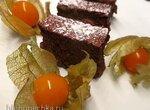 Десерт шоколадно - рисовый