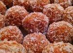 Морковная халва с кокосом по мотивам рецепта Гордона Рамзи (два варианта)