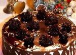 Торт Чернослив в шоколаде №2