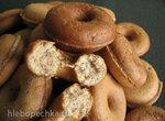 Орехово-кокосовые донатсы