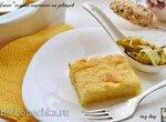 Умное соленое пирожное на завтрак