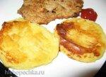 Картофельные пирожки а-ля «Баронесса» по мотивам рецепта Джейми Оливера