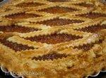 Кростата с джемом (Сrostata di marmellata)