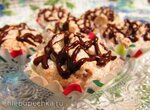 Миндально-пряничные мини-пирожные