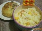 Каша рисовая ароматная (постная) в мультиварке Panasonic SR-TMH18