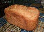 Пшенично-гречневый хлеб (Автор Татьяна А)