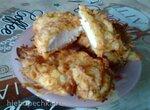 Куриная грудка в чипсах и сыре, запечённая в духовке