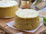 Гороховый сыр (постный, вегетарианский)