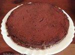 Трюфельный шоколадно-каштановый торт