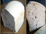Polaris PBM 1501D. Пшеничный хлеб на закваске (режим Французский)