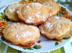 Диетическое печенье из белого льна