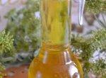 Масло расторопши домашнего отжима на маслопрессе