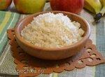 Рис отварной на кокосовом молоке