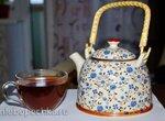 Ферментированный чайный микс Мятно-ольховый оазис