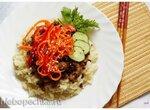 Рис с мясом и овощами