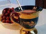 Орехово-сливовое смузи