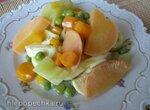 Рагу овощное в микроволновке
