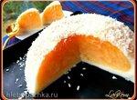 Сливочно-апельсиновое желе