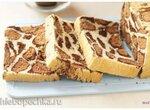 Пшеничный шоколадно-молочный хлеб