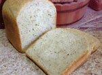 Хлеб молочный с семенами чиа
