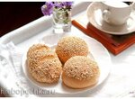 Булочки с сыром и колбасой (Simit Pogaca Tarifi | Sucuklu Kasarli Pogaca)