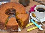 Тыквенный кекс с эспрессо