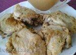 Курица с травами в медленноварке Kitfort KT 2010