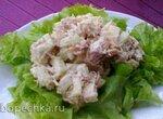 Салат из курицы с приправой карри (Curried Chicken Salad) в медленноварке Kitfort KT 2010