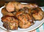 Голени куриные су-вид