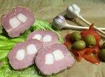 Свиная вырезка подкопченная «Пятачок»