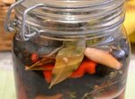 Маринованные маслины и оливки (для вегетарианцев и веганов)