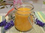 Соус из персиков постный многофункциональный (для вегетарианцев и веганов)