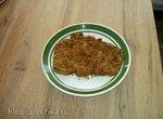 Венский шницель из говядины (базовый рецепт)