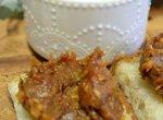Паста абрикосовая с финиками и кокосовой стружкой (для вегетарианцев и веганов)