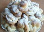 Сдобные апельсиновые булочки от Лены Ли