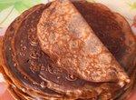 Шоколадные блинчики Сластёна