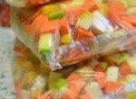 Мульти овощная заготовка для супов-пюре