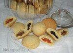 Песочное печенье Ассорти с сухофруктами