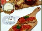 Хлеб по-каталонски (Pan Catalana или Pan con tomate)