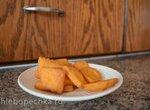 Сырное печенье (крекеры)