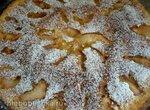 Пирог Юность с персиками (Пиццамейкер-мультипечь GFB-1500 Pizza-Grill)